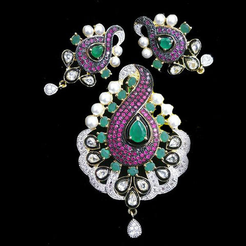 Jewellery Heavy Necklace & Earrings for Women