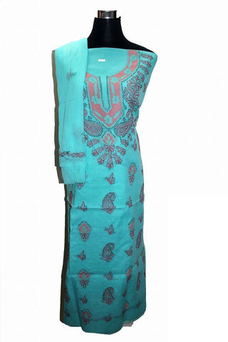 Suit with Kurti & Dupatta only