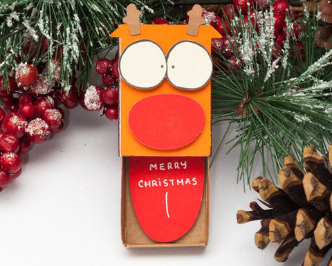 Christmas Special Customized Message Box