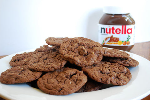 (Pack of 6) Nutella cookie