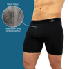Sports Performance Underwear - Boxer Briefs with Temp-dry® Bundle & Save - 6 Pack