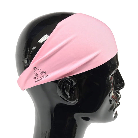 Temple Tape Classic Sweatband - Pink