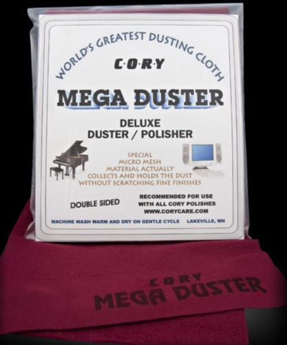 Mega Duster Polisher