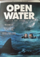 Open Water (DVD, 2004)