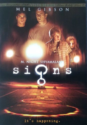 Signs (DVD 2003)
