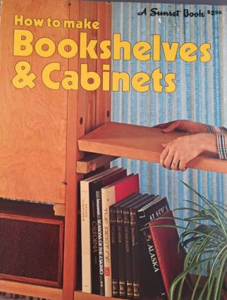 Do it yourself books gemm sales how to make bookshelves and cabinets solutioingenieria Image collections
