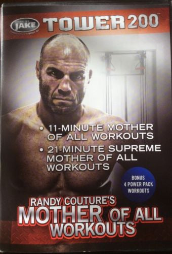 Randy Couture's Mother Of All Workouts DVD