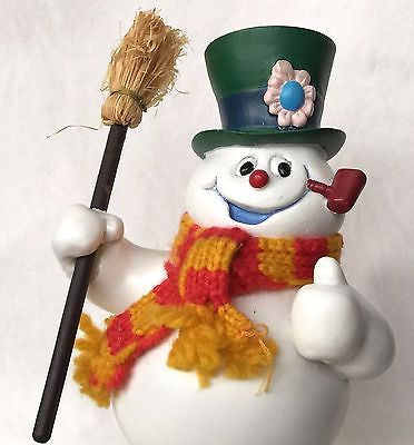 Frosty the Snowman Holiday Bobblehead