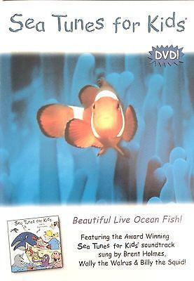 Sea Tunes for Kids (DVD, 2006)