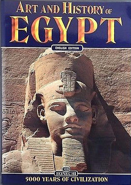 Art and History of Egypt: 5000 Years of Civilization (2000, Paperback / Hardcover