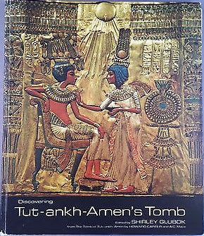 Discovering Tut-ankh-Amen's Tomb