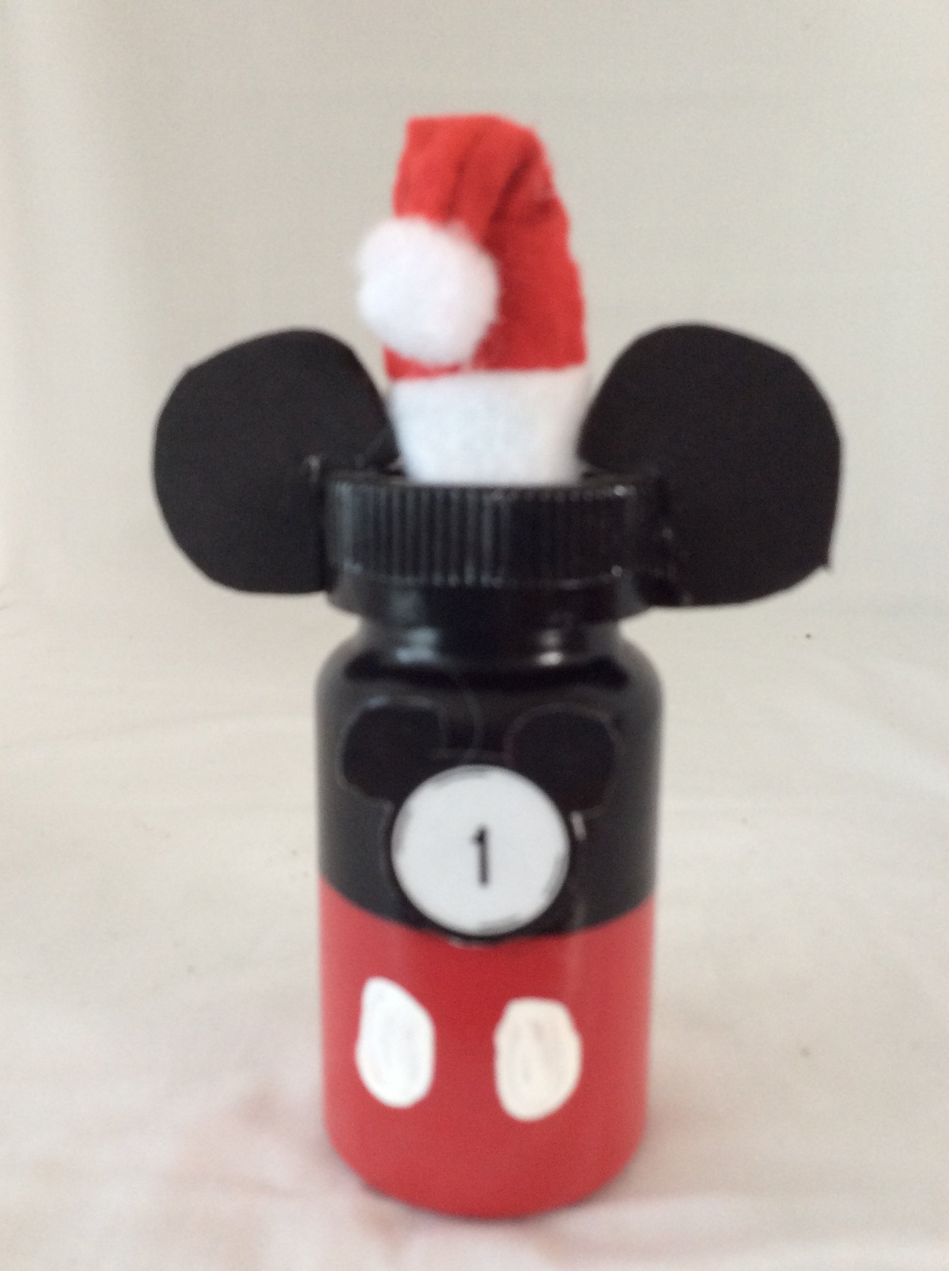 mickey mouse advent calendar handmade mickey ears mickeys christmas disney christmas