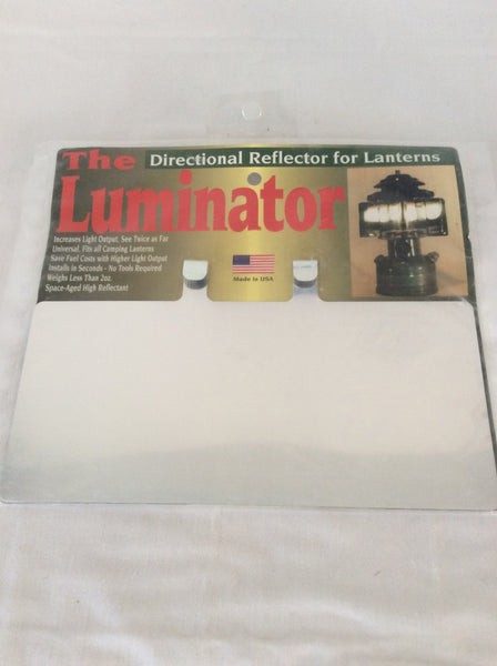 The Luminator, Directional Reflector For Lanters