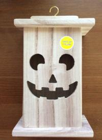 ArtMinds DIY Halloween Unfinished Wood Lantern - Lights Up