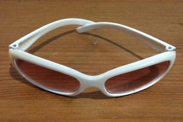 Doll Sunglasses - White