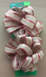 Christmas Gift Bows Set of 2