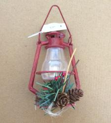 Country Style Lantern Christmas Ornament