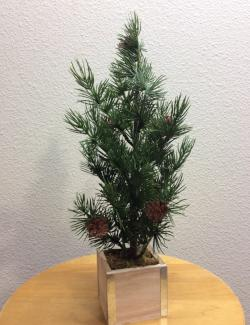 Mini Evergreen Tabletop Tree