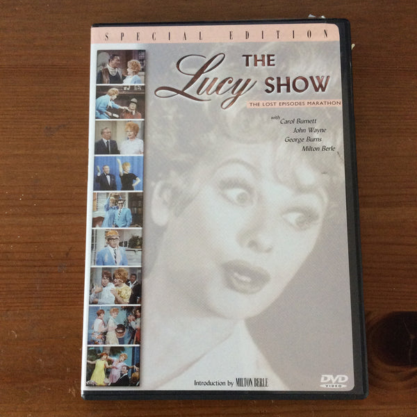 The Lucy Show - The Lost Episodes Marathon: Vol. 1 (DVD, 1999, Special Edition)