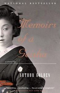Memoirs of a Geisha: A Novel by Golden, Arthur, Paperback 1999