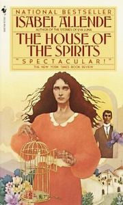 The House of the Spirits by Isabel Allende, Paperback 1986