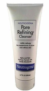 Neutrogena Pore Refining Cleanser 6.7 FL OZ (200mL)