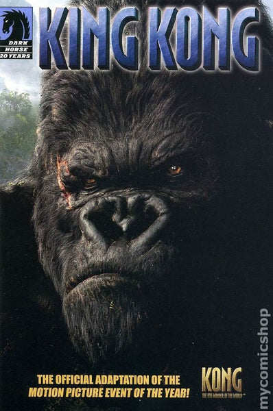 King Kong the 8th. Wonder of the World Comic by Dark Horse