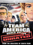 Team America (DVD, 2005, Widescreen Collection/Unrated)