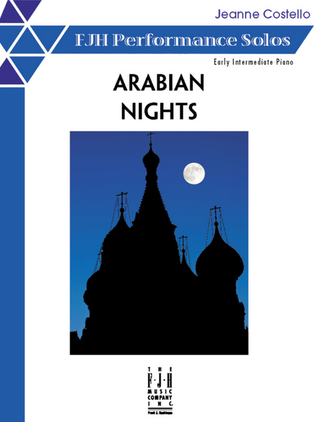 Arabian Nights by Jeanne Costello