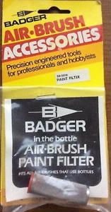 Badger Air Brush Accessories, Paint Filter 50-2016