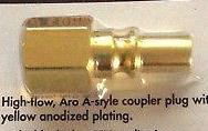 "Central Pheumatic 3/8"" Female Aro Coupler Plug"