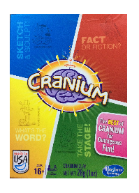 Cranium - The Best Outrageous Fun