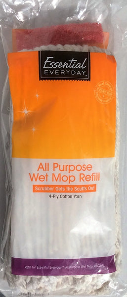 Essential Everyday All Purpose Wet Mop Refill