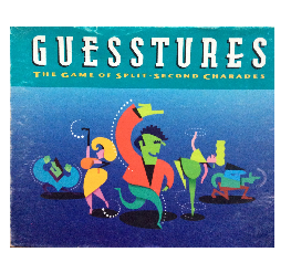Guesstures - The Game of Split-Second Charades