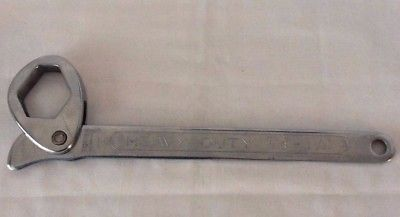 "Heavy Duty Multi Wrench 7/8"" - 1-1/4"""