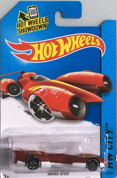 HotWheels 2014 Corvette 4ward speed