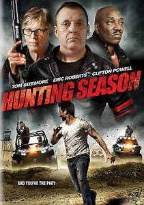 Hunting Season (DVD, 2016)