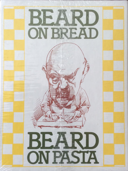 Beard on Bread / Beard on Pasta - 2 Volume Set