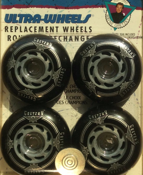 Ultra-Wheels Replacement Wheels, 78A 72mm