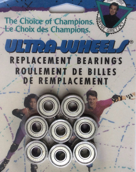 Ultra-Wheels Replacement Bearings