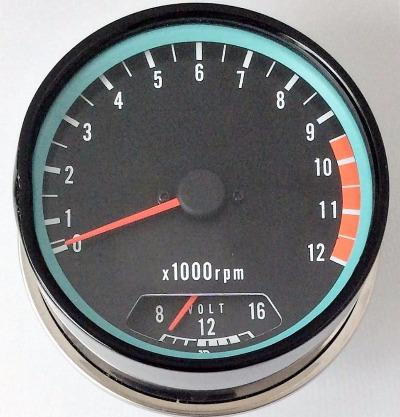 Kawasaki KZ 750 LTD 1980-83 Tachometer Genuine Parts