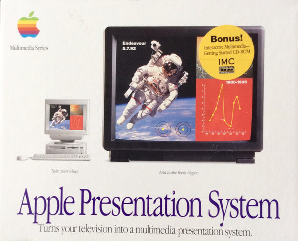 Apple Presentation System, The New Way To Make Multimedia Presentations