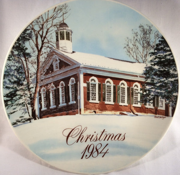 Smucker's Collector Series - Christmas 1984