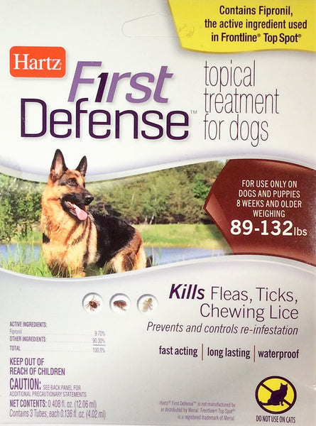 Hartz First Defense