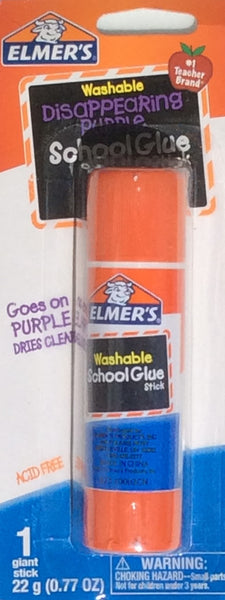 Elmer's E523 School Glue Giant Stick