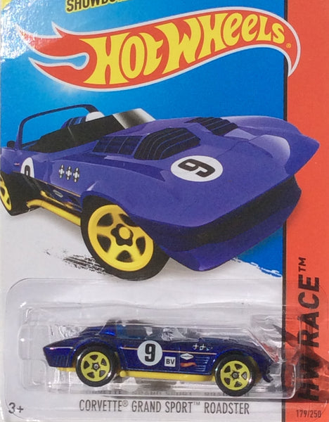 HotWheels Corvette Grand Sport Roadster