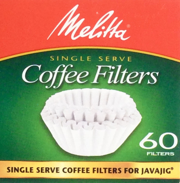 Melitta Single Serve Coffee Filters