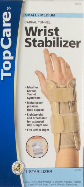 Wrist Stabilizer for Carpal Tunnel