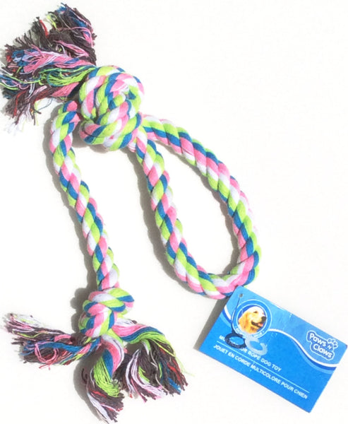 Multicolor Rope Dog Toy