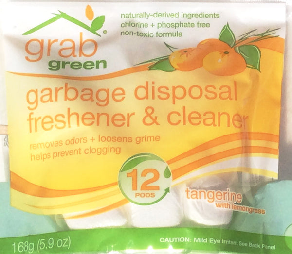 Garbage Disposal Freshener & Cleaner